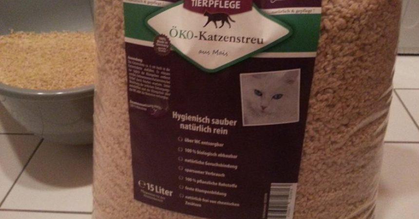 katzenstreu test boswelia ko katzenstreu aus maisk rnern katzenkram. Black Bedroom Furniture Sets. Home Design Ideas
