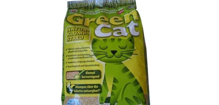 Green Cat Katzenstreu Test