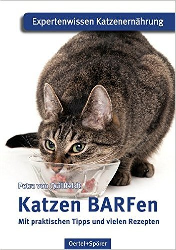 Katzen BARFen Buch