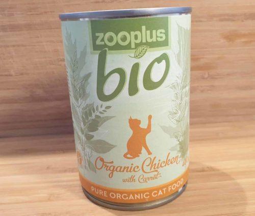 Zooplus Bio Katzenfutter Test